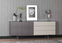 sideboard sonorous elements graphit